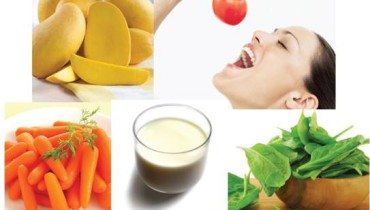 Tips to Get Vitamin A into your Diet