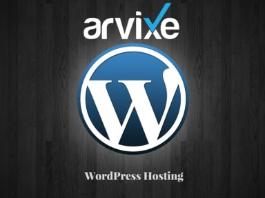 Arvixe WordPress Web Hosting