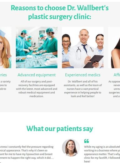 Medical Appointment Wordpress Themes