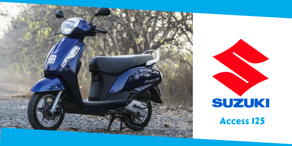 india's best 125cc scooters