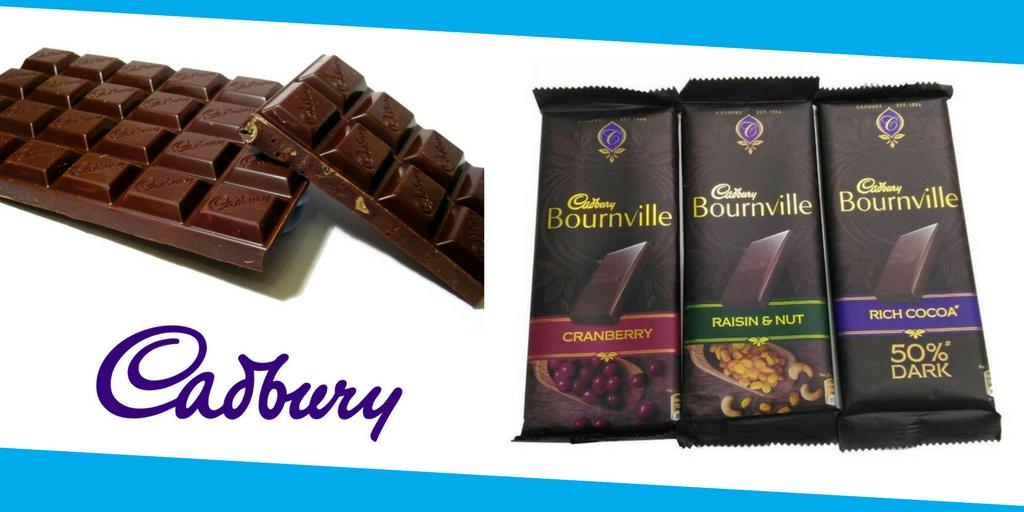Cadbury Bournville best dark chocolate